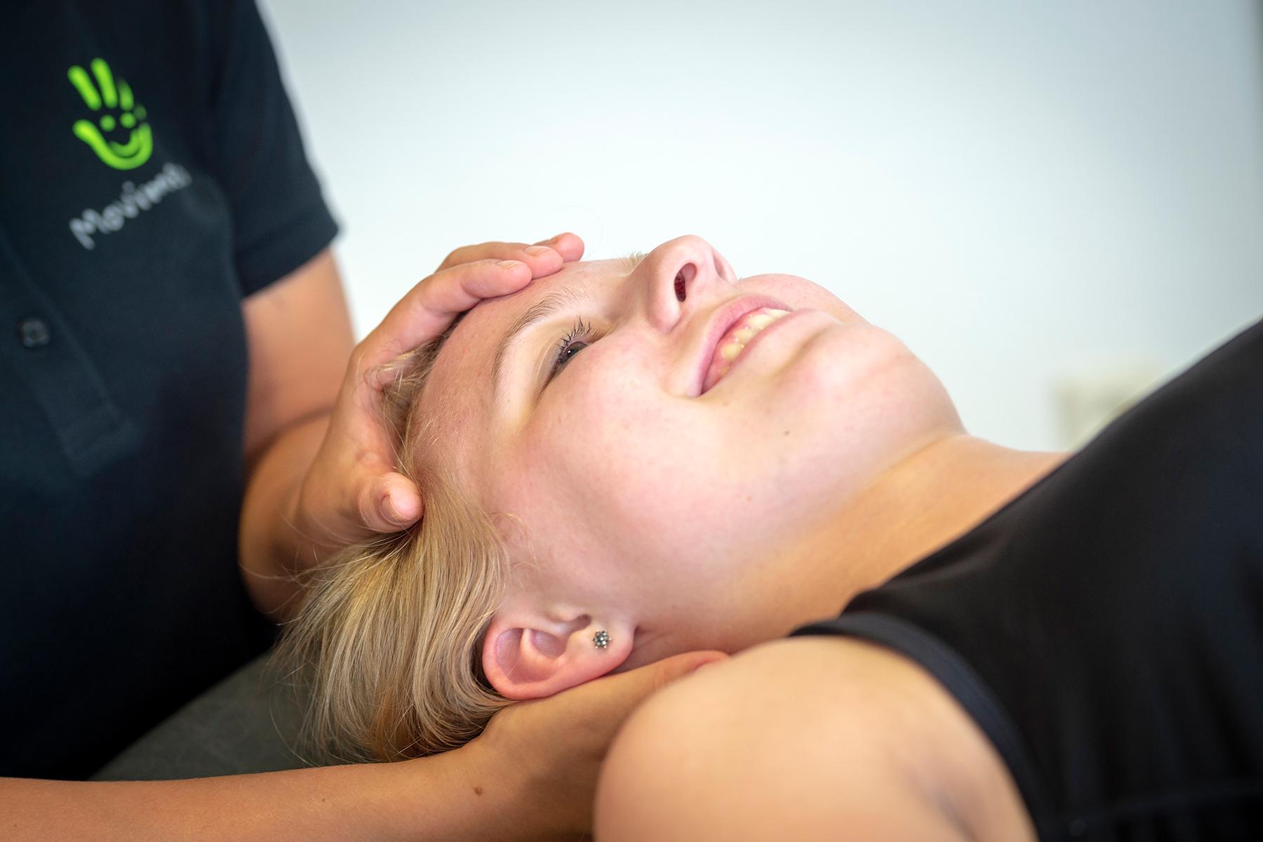 Physiotherapie - Leistungen für Erwachsene
