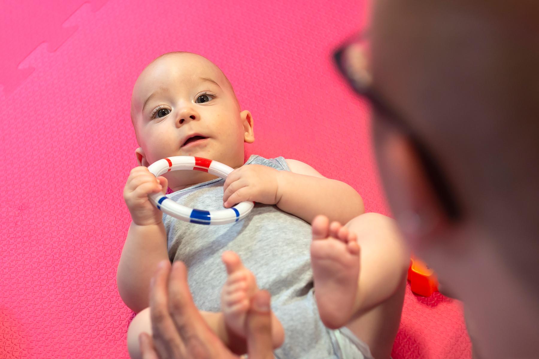 Physiotherapie - Leistungen für Kinder