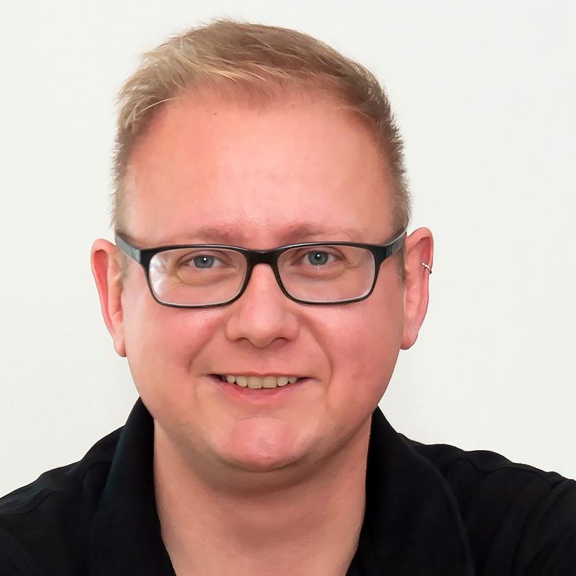 Julian Pahnke, Physiotherapeut, Hamm